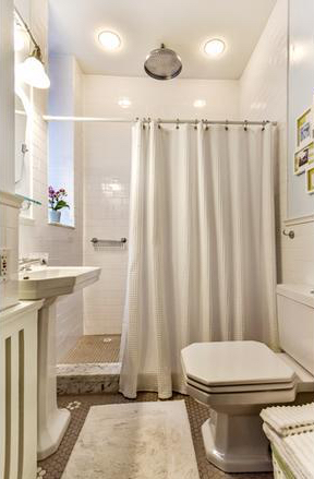 Small Guest Bathroom, Tiny Bathroom renovation