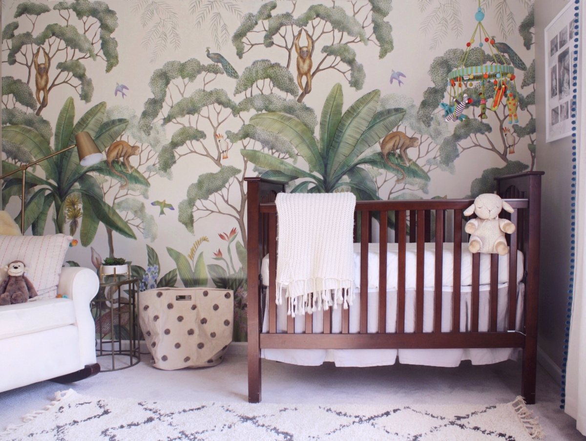 Raleigh baby room surprise