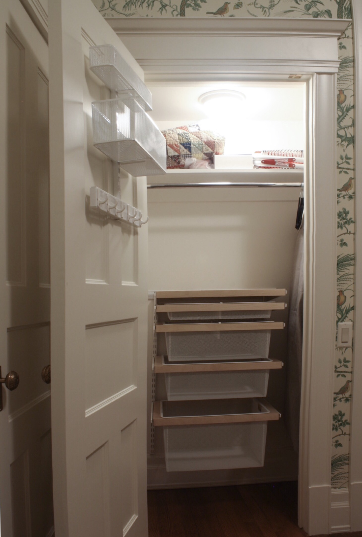 Elfa Closet Makeover My Chicago House